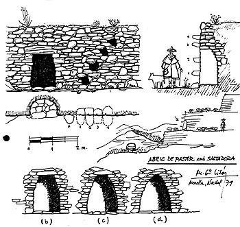 Nouvelles du monde de l 39 architecture de pierre seche for Architecture kabyle