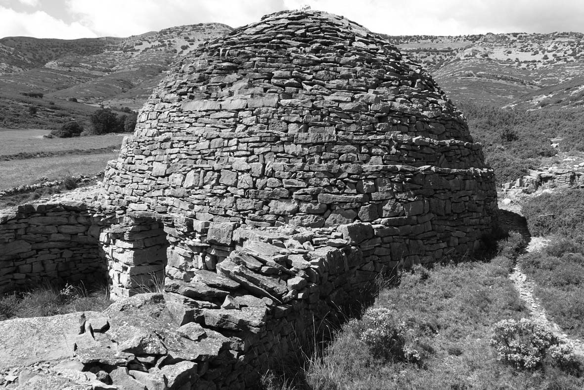 A Selection Of Corbelled Dome Structures From Various