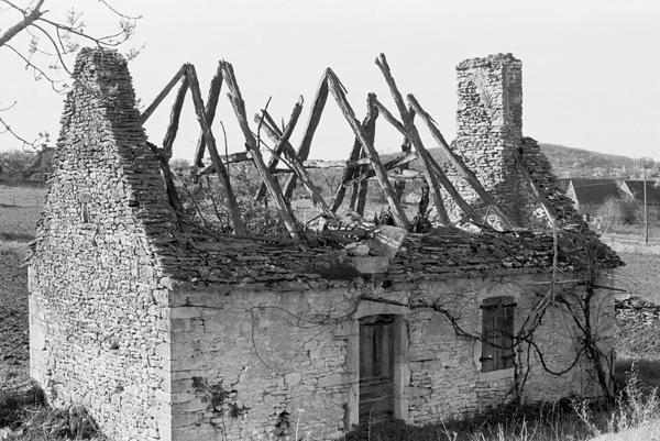 Dessin Tuiles Plan Architecture : L architecture vernaculaire du périgord et haut quercy