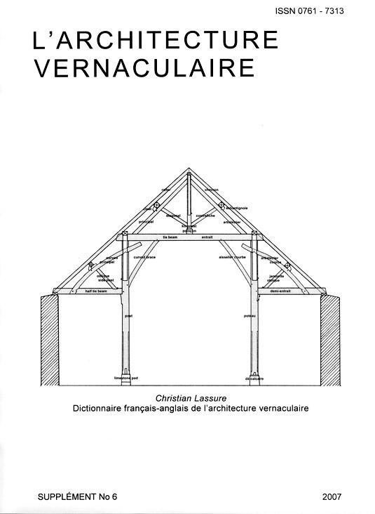 Nouvelles du monde de l 39 architecture de pierre seche for Architecture vernaculaire