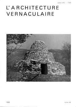 Sommaire tome 13 de l 39 architecture vernaculaire for Architecture vernaculaire