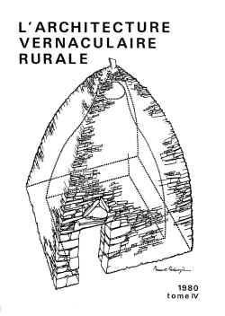 Sommaire du tome iv de l 39 architecture vernaculaire rurale for Architecture vernaculaire