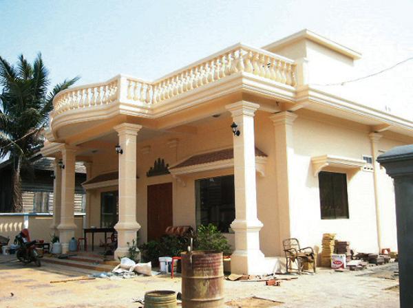 l 39 habitat rural khmer dans la r gion de siem reap un mod le architectural en volution. Black Bedroom Furniture Sets. Home Design Ideas