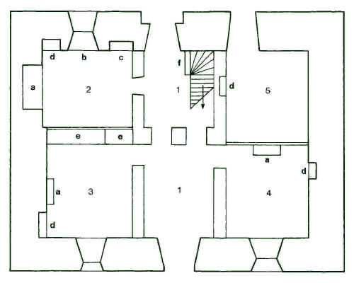 19Th Century Farmhouse Floor Plans http://www.pierreseche.com/VAFranceEnglish.html